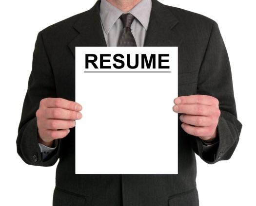 businessman presentation (resume)